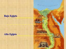 Resultado de imagen de egipto alto bajo