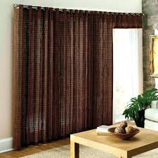bamboo curtains for doors curtain panels patio door top grommet maybe my mom sliding glass bamboo curtains for doors