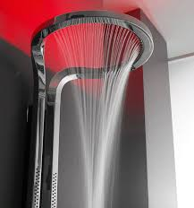 Graff Ametis Shower Head - looks pretty cool. I wonder how  functional/practical it