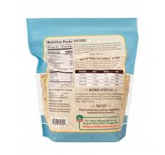 bob s red mill organic regular rolled oats