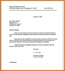 Example Of Semi Block Style Business Letter 7 Business Letter