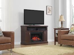 view larger electric fireplace with mantel