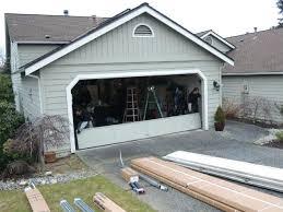 installing a new garage door new garage door installation in elite garage door repair of installing