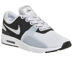 nike air max office. Nike Air Max Zero Pure Platinum Black White Uk Size 6 Office