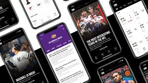 Swipe into the most important topics of the day, featuring multimedia perspective and analysis from the most important voices in sports. Fox Sports Launches Redesigned App With Modern Design Bonus Camera Angles Techcrunch