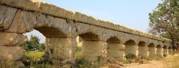 Acueducto de Albatana. Albacete