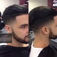 Slicked Back Hair Style undercut haircut slicked back yelp 5737 by stevesalt.us