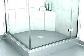 custom size shower base sized pan pans kits tiled sizes standard uk learn how shower base