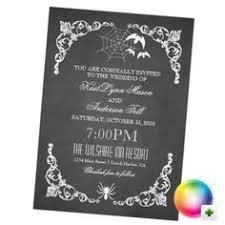 Halloween Wedding Invitations 223 Best Spooky Wedding Images Gothic Wedding Invitations