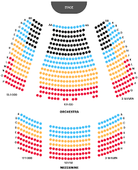 Booth Theatre Seating Chart Best Seats Pro Tips And More