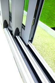 sliding door track repair sliding patio doors door track locks home depot sliding glass door track