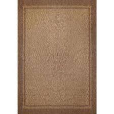 savannah chestnut and beige 5 ft x 7 ft indoor outdoor area rug