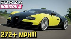 However, it was designed and developed by the volkswagen group in germany. Forza Horizon 4 272 Mph Bugatti Veyron Ss Setup Youtube