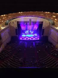Auditorium Theater Chicago Seating Chart Allstate Arena Section 116 Concert Buy Five Finger Death