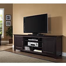 Flat Screen Tv Console 70 Solid Wood Flat Screen Tv Stand In Espresso Finish Tvstandcom