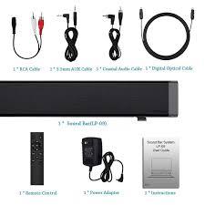 Loa thanh tivi soundbar 3D LP-09