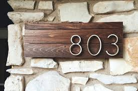 house number signs diy this must be the place house number ideas house number plaques diy