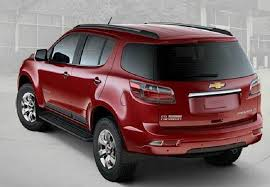 2018 chevrolet k5 blazer. contemporary 2018 2018 chevy blazer rear view on chevrolet k5 blazer e