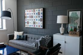 open ceiling lighting. Adorable Ceiling Lighting Decor Masculine Small Living Room Design Ideas Glass Flower Vase On White Shag Rug Open Plan Wall Bookshelves Along Cream Fabric