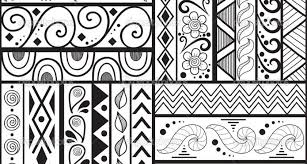 Patterns To Draw Easy