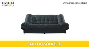 sancho sofa bed furniture manila
