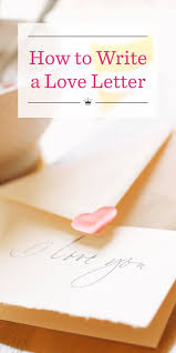 How To Write A Love Letter Hallmark Ideas Inspiration