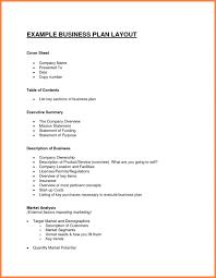 Sample Business Plan Outline Optical Business Plan Template Business Plan Samples 8 Examples