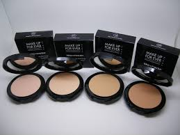 make up for ever pro finish choose your