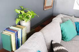 Sofa Table Diy Diy Narrow Sofa Table With Outlet