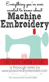 Embroidery Hoop Size Chart Machine Embroidery All About Machine Embroidery