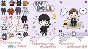 Cách tạo Avatar Chibi bằng Oppa doll trên Android và iOS