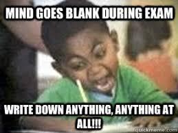 Exam fail memes | quickmeme via Relatably.com