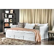 full size daybed with storage furniture of cottage style solid wood full size storage daybed diy