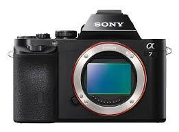 Купить Зеркальный <b>фотоаппарат SONY Alpha</b> A7 (ILCE-7B) body ...