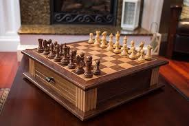 how to build a custom chess board