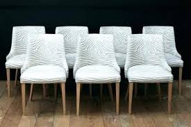cloth dining chairs. Modern Upholstered Chairs Dining Fabric Cloth