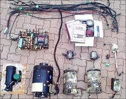 17 best ideas about voiture electrique cars auto electric car conversion kit