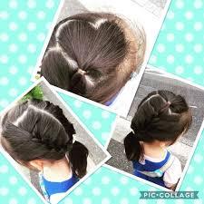 ママキッズのヘアアレンジレッスン