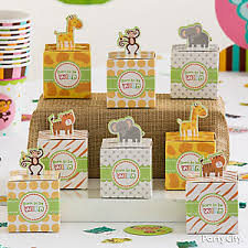 Jungle Themed Baby Shower Ideas Table Decorations  Baby Shower Baby Shower Jungle