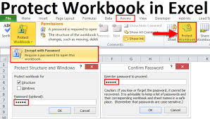 Encrypted Excel Files Protect Workbook In Excel How To Protect Excel Workbook