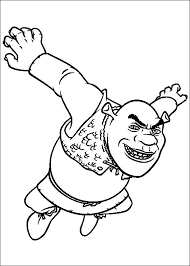 Small Picture 18 best Shrek Coloring Pages images on Pinterest Shrek Donkeys
