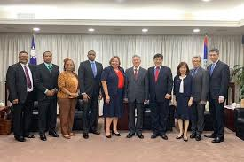 Belize Signs Letter Of Intent With The Republic Of China