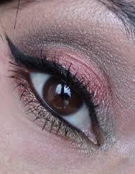a gorgeous bridal festive eye makeup tutorial