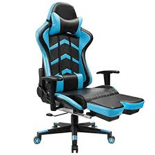 desk chair footrest. Brilliant Desk Furmax Gaming Chair High Back Racing Chair Ergonomic Swivel Computer  Executive Leather Desk For Footrest E
