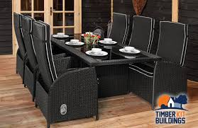 Timber Dining Set  Clarenbridge Garden CentreOutdoor Furniture Ie