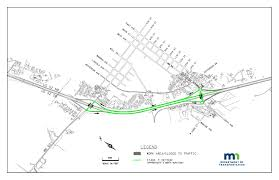 hwy  interchange project  mndot