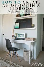 Best 25+ Office in small space ideas on Pinterest | Table in small ...