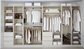 fitted wardrobe storage