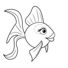 colored fish printables. Simple Fish BEAUTIFUL COLORED FISH In Colored Fish Printables L