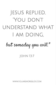 Gods Plan Quotes Classy When You Don't Understand God's Plans How Great The LORD Is